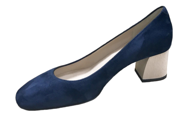 Туфли замшевые Moda di Fausto