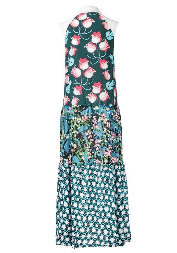 Сарафан-платье комбинированный Beatrice B