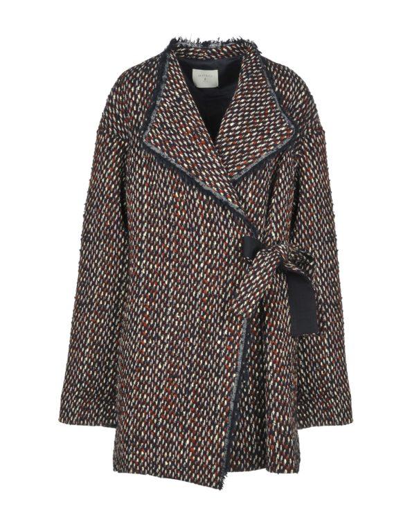 Пальто с запахом Beatrice B