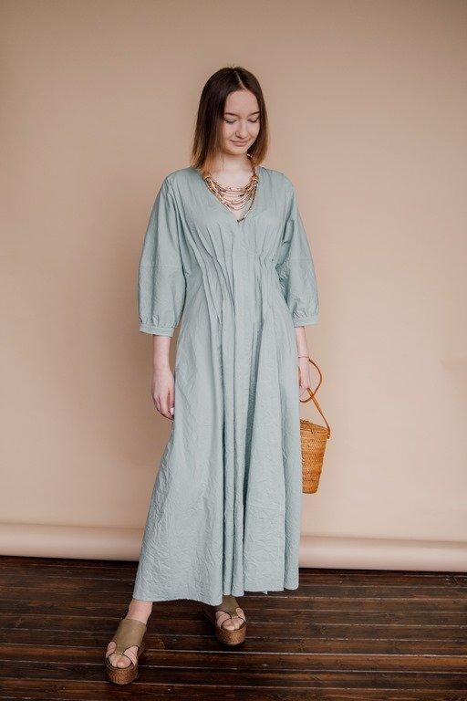 Платье-жатка