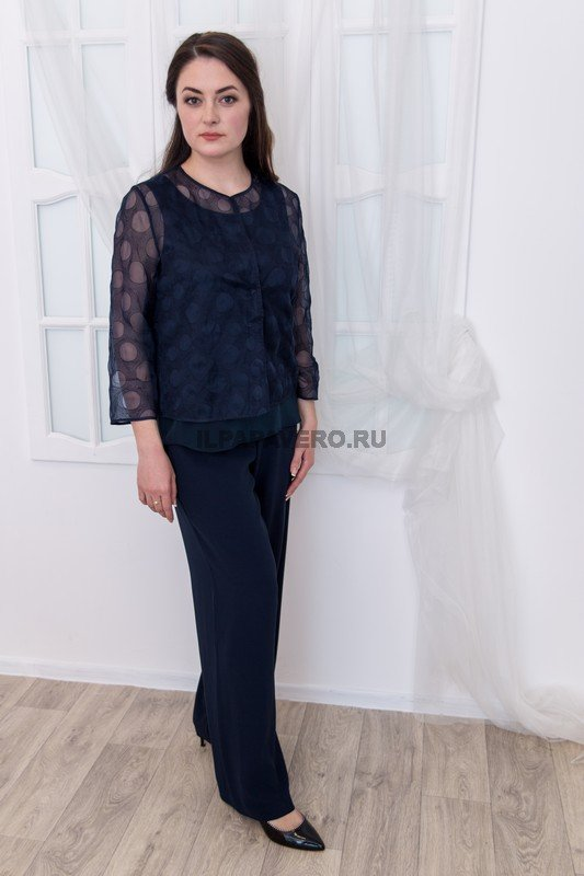 Блуза ROSSO 35