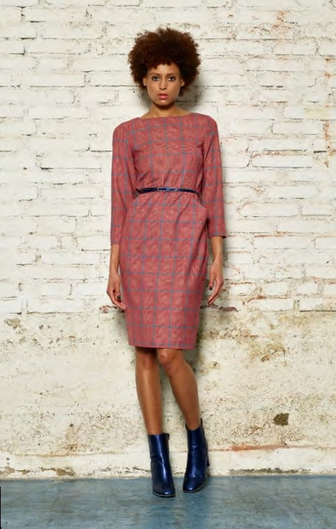 Платье - футляр Niu