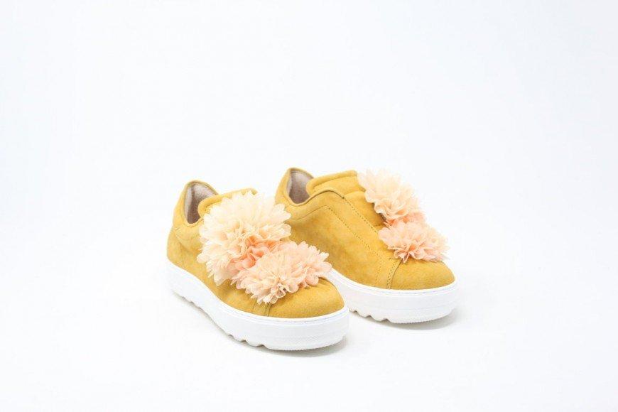 Сникерсы с цветами Pokemaoke