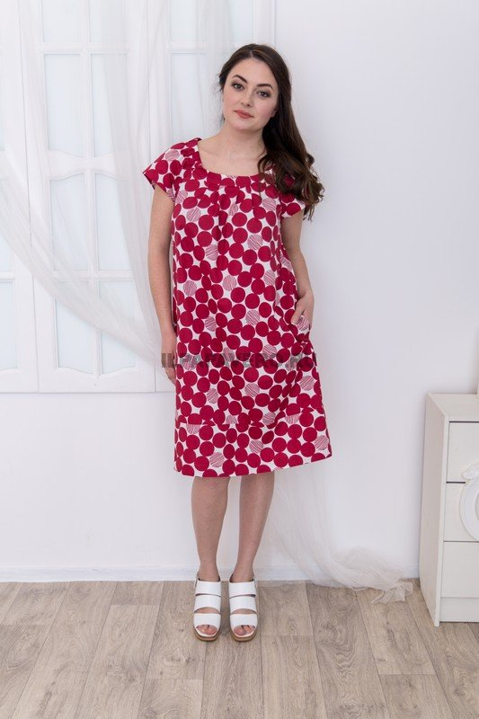 Платье-сарафан ROSSO 35