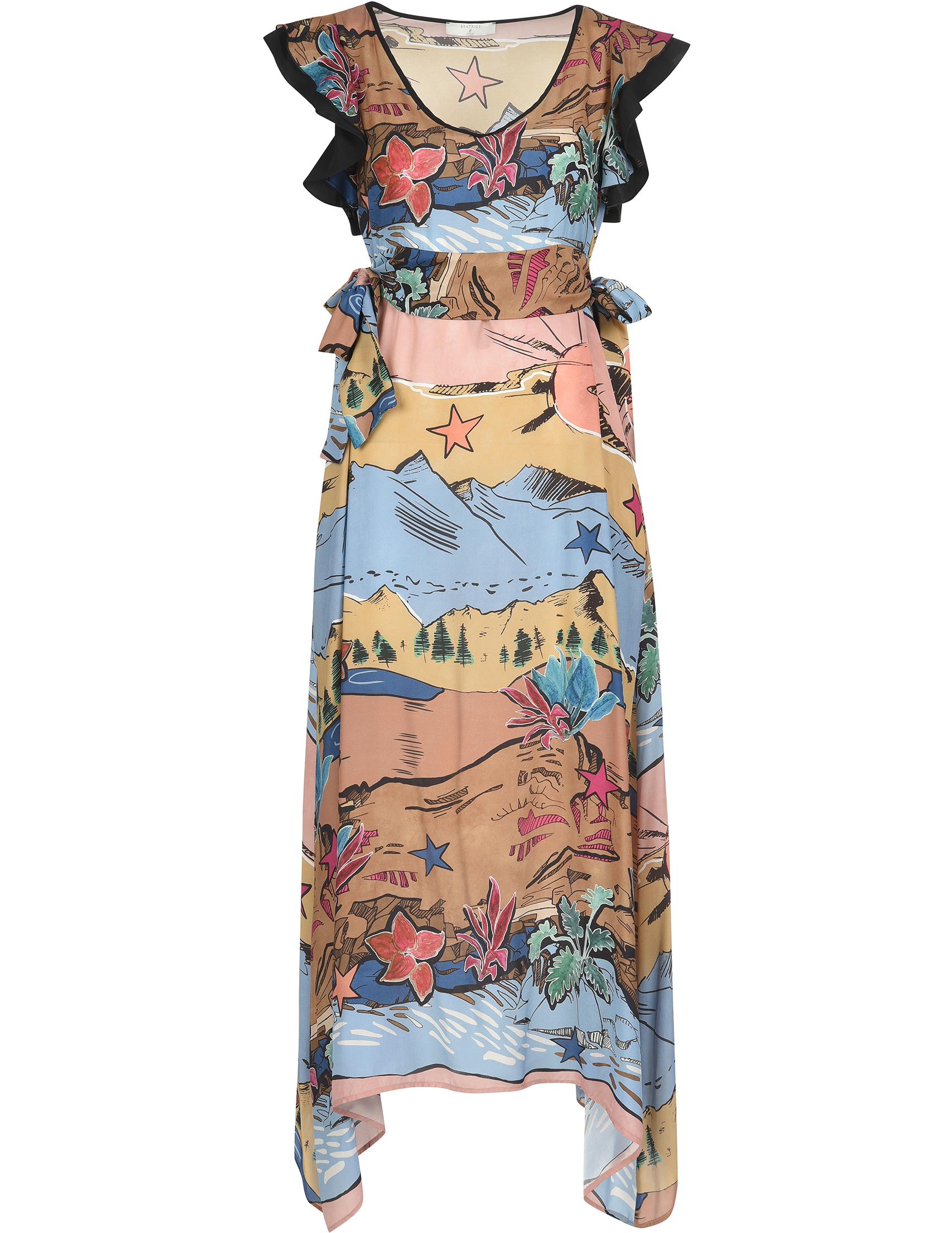 Платье-сарафан длинное Beatrice B