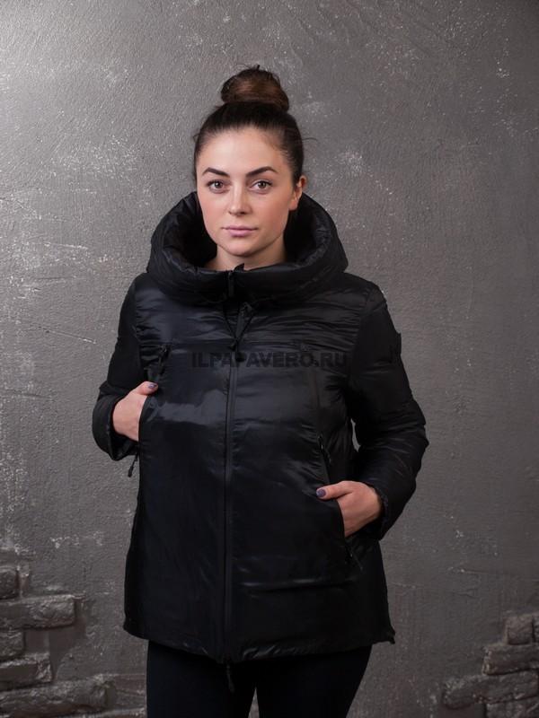 Куртка-пуховик с капюшоном Quther W
